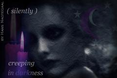 silently creeping in darkness: the ring